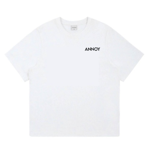ANNOY Basics Tee Shirt - White