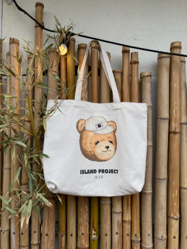 ISLAND PROJECT Tote Bag (Ivory)